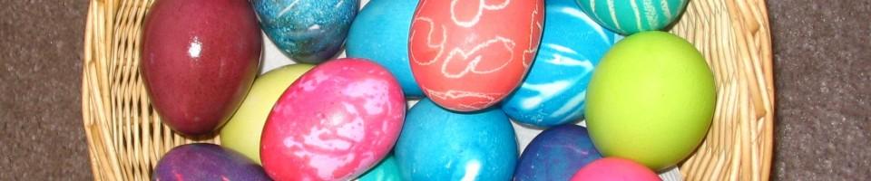 Ostereier im Korb - Bild: RichardBH Easter Eggs / flickr.com / cc by-nd 2.0