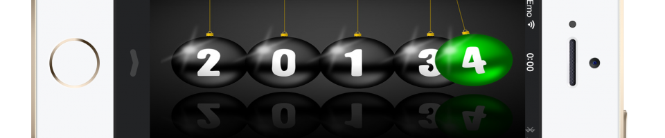 Happy New Year - © Alex White - Fotolia.com